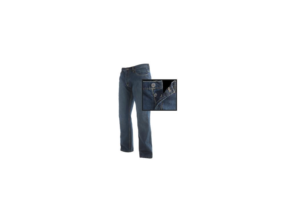Pracovní kalhoty-rifle  ba834c5910